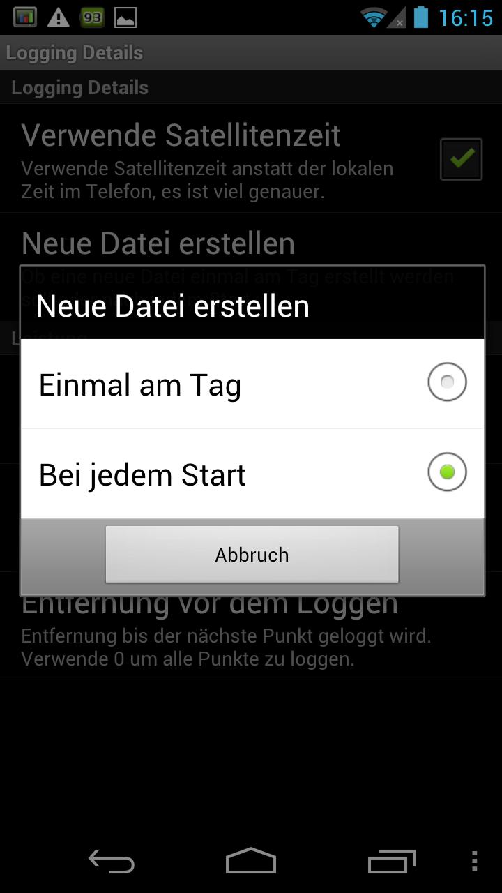 guter gps tracker app android