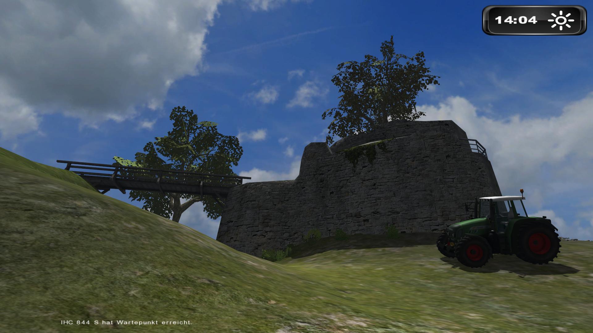 Schoene Landschaften Game Landwirtschafts Simulator 2011 05
