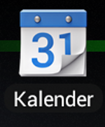 app google kalender logo. Black Bedroom Furniture Sets. Home Design Ideas