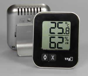Digitales Thermometer Hygrometer Min/Max