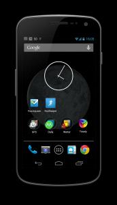 Android Screenshot Android 4.4 KitKat