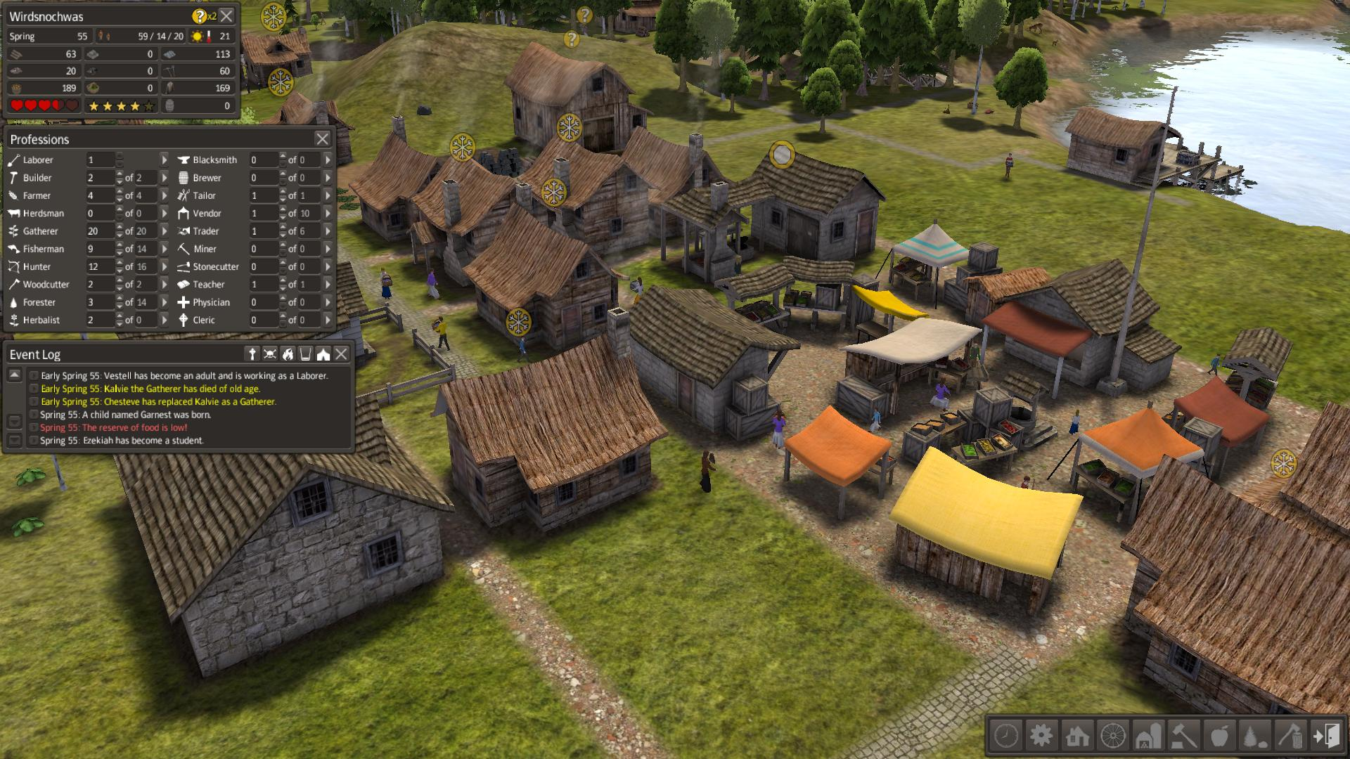 Mittelalter Aufbauspiele Pc