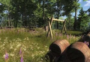 The Hunter alle Jagdgebiete Campingplatz