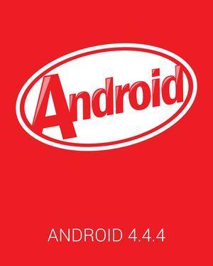 Android KitKat Roter Bildschirm
