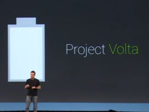 Android L Project Volta
