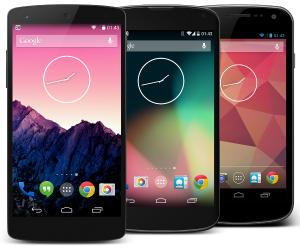 Google Nexus wird fortgesetzt