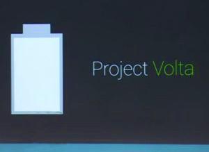 Android L Project Volta Akku sparen