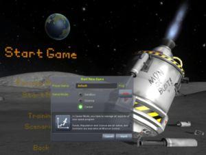 Kerbal Space Program 0.24 Karriere Modus