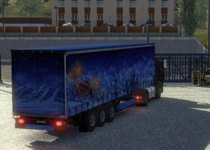 Euro Truck Simulator 2 Polar Express