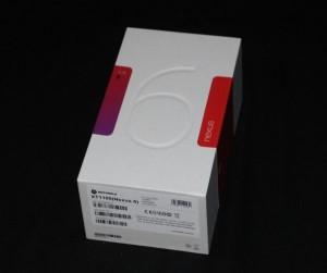 Nexus 6 lieferbar bei Motorola