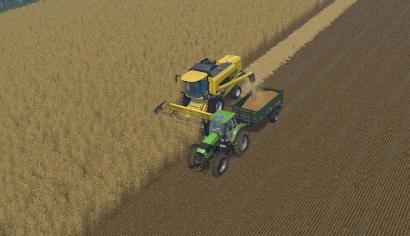 Landwirtschafts-Simulator-15 courseplay mod abfahrhelfer