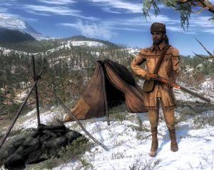 The Hunter Trapper Zelt