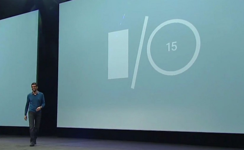 Google I/O: Android M, Google Fotos, Google Now on Tap, Google Maps