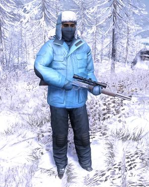 The Hunter Arktik Winter Kleidung