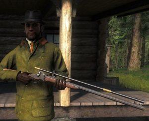 The Hunter Büffel-Gewehr 45-70