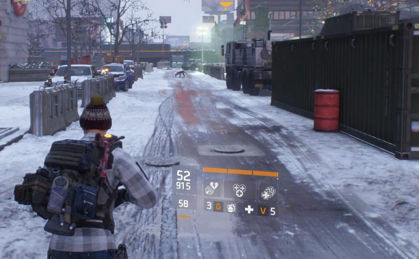 The Division Textchat