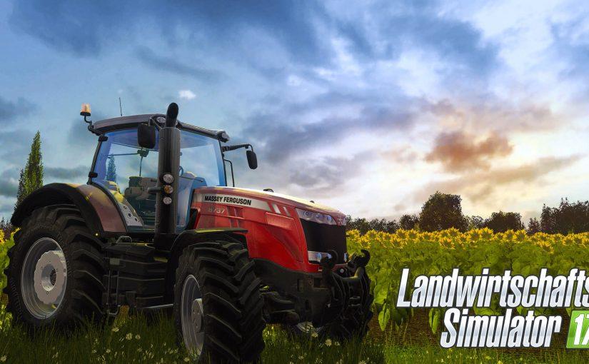 Landwirtschafts-Simulator 17: Erscheint Ende Oktober 2016