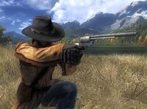 The Hunter Revolver Der Hengst